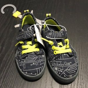 Brand new Cat & Jack toddler boy sneakers